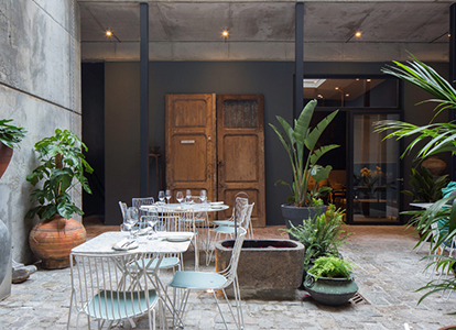 The Latest Cool Hotel To Hit Barcelona Is Brummell Situated In Up And Coming Area Of Poble Sec Boutique Has A Relaxed Vibe About